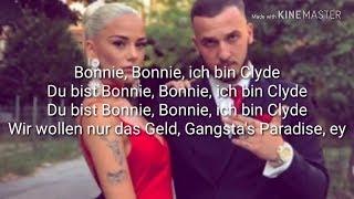 Loredana feat Mozzik BONNIE amp; CLYDE LYRICS