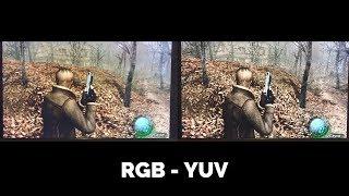 [Ps2] Jeu PS2 en RGB ou YUV sur TV LED ..?
