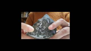 shergottite-mars baselt meteor…
