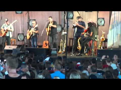 Dave Matthews Band Ants Marching VA Beach 7/25/14
