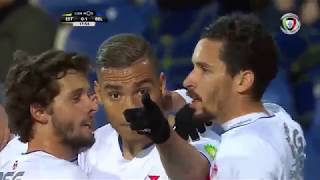 Video Gol Pertandingan Estoril Praia vs Belenenses