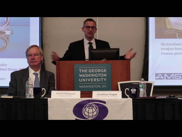 ITS 9/29/16: Intellectual Property Rights Richard Kjeldgaard & Jonathan Engler Part 1