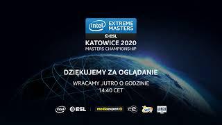 IEM Katowice 2020 | Faza grupowa | Dzień 4