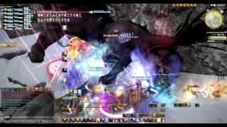 [PC[ Final Fantasy XIV ARR - My first Behemoth sight!