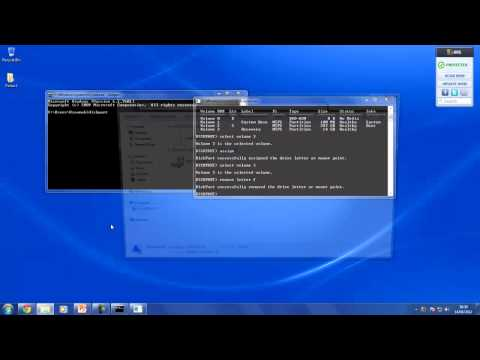 Accessing The Hidden Partition On Your Computer Windows 7
