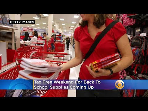 Tax-Free-Weekend-For-Back-To-School-Supplies-Coming-Up