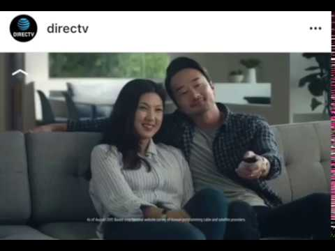 Jon Komp Shin in DIRECTV National Commercial English Ver