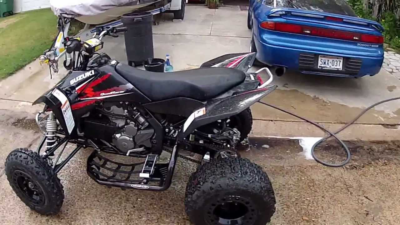 Suzuki Ltr  Parts List