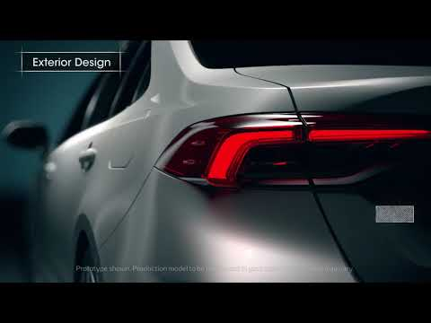 New Corolla design movie (Prestige model)