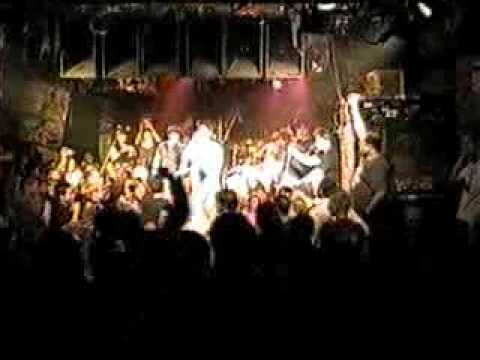 THE PARTISANS - Police story & Killing machine (live at CBGB's 2002.)