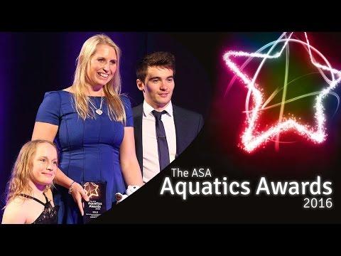 Stephanie Millward wins Para-swimming Athlete of the Year | ASA Aquatics Awards 2016