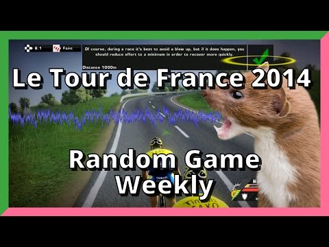 Le Tour de France 2014 — Don't waste your energy! — Random Game Weekly