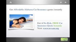 Affordable Alabama Auto Insurance Quotes