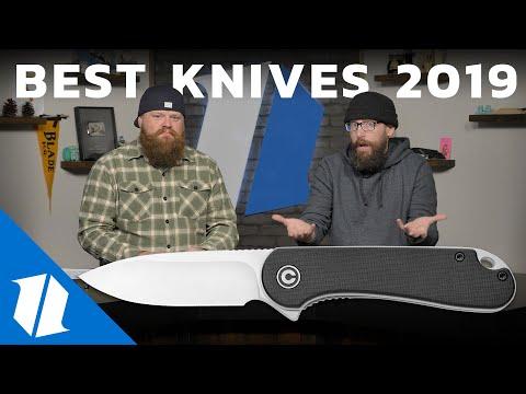 The Best Pocket Knives of 2019 | Knife Banter S2 (Ep 17)