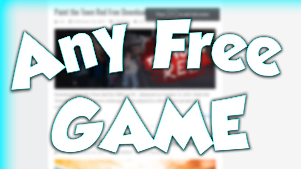 HOW TO GET ANY STEAM GAME FOR FREE UPDATED 2017 - …