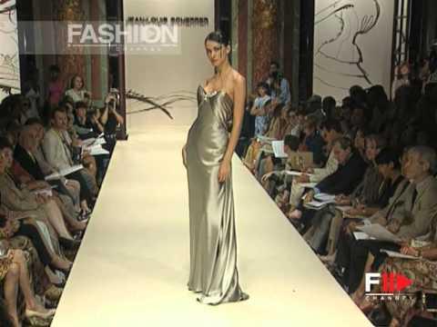"""""""Jean Louis Scherrer"""" Autumn Winter 1998 1999 Paris 2 of 7 Haute Couture by FashionChannel"""