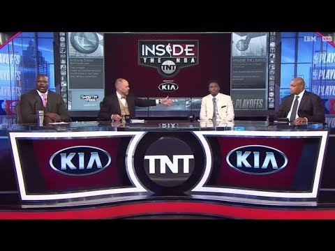 FROZEN! Shaquille 'SHAQ' O'Neal Mk-Ultra GLITCH on LIVE TV! 1080p HD