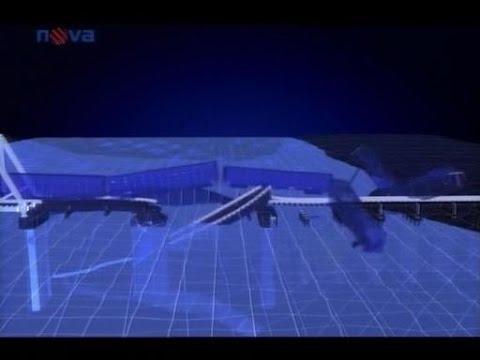 Vteřiny před katastrofou - Havárie vlaku Sunset Limited