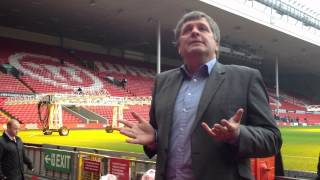 Jan Molby talks about The Kop