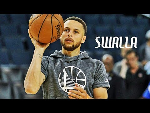 "Stephen Curry Mix 2018 - ""Swalla""ᴴᴰ 4K"