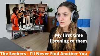 Reacting to The Seekers - I'll Never Find Another You (1964)