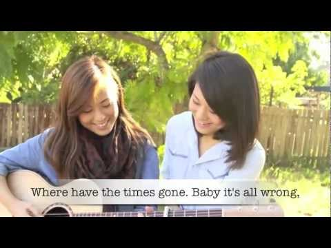 Payphone - Jayesslee Cover Lyrics Video