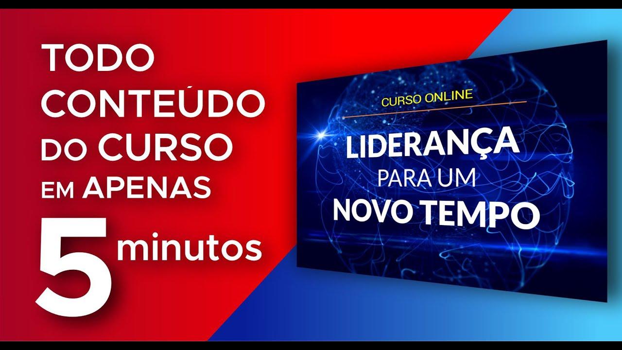 CURSO ESPECIAL PARA LÍDERES  https://alfredorochaonline.com/ver/curso/lideranca-para-um-novo-tempo/