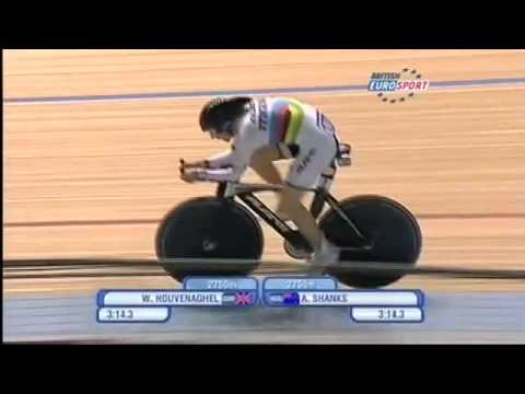 2009-10 World Cup - Melbourne - Individual Pursuit (Women)