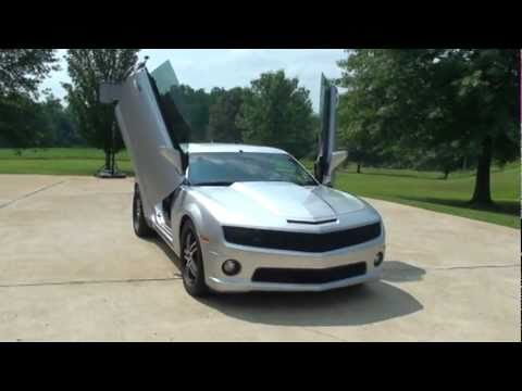 2010 chevrolet camaro ss custom lambo doors jl sound. Black Bedroom Furniture Sets. Home Design Ideas