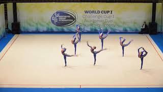 Victoria RUS Final - AGG World Cup Sofia 2019