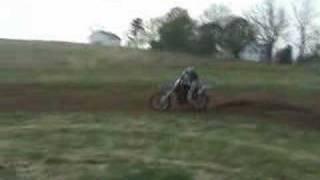 Johnny Lewis Riding at Texter Ranch