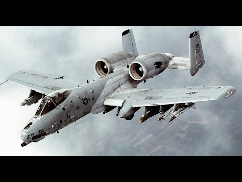 A-10 Warthogs Blast ISIS