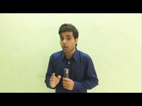 Acting Audition 6 - Bharat kapoor -  News Reporter