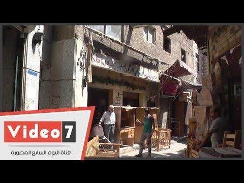 بعد غرق -مدينة العرايس- فى بحر البطالة ...التجار : ما فيش لا بيع ولا شرا الحال واقف  - 11:21-2017 / 9 / 18