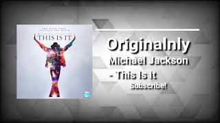 Michael Jackson - This Is It (Orchestra Version)