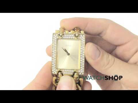 Guess Ladies' Mod Heavy Metal Watch (W0072L1)