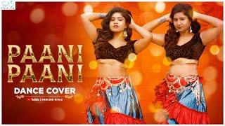 Badshah - Paani Paani Dance Cover || Jacqueline Fernandez || Swetha Naidu || Infinitum Media