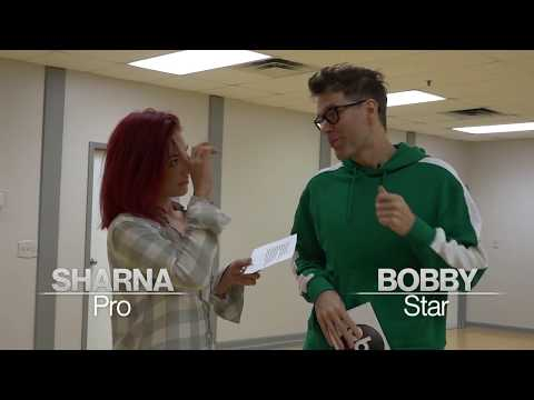 Meet Bobby Bones and Sharna Burgess - Dancing with the Stars