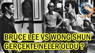 Bruce Lee Vs Wong Shun Leung Gerçekte Neler Olmuştu?