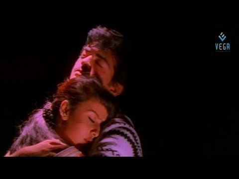 Vaanum Mannum Kattikondade : Ajithkumar & Maanu Hot Song | Kadhal Mannan