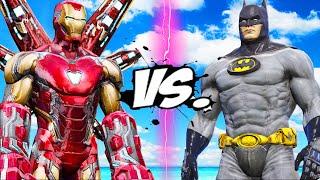 Iron Man Vs Batman - Epic Battle