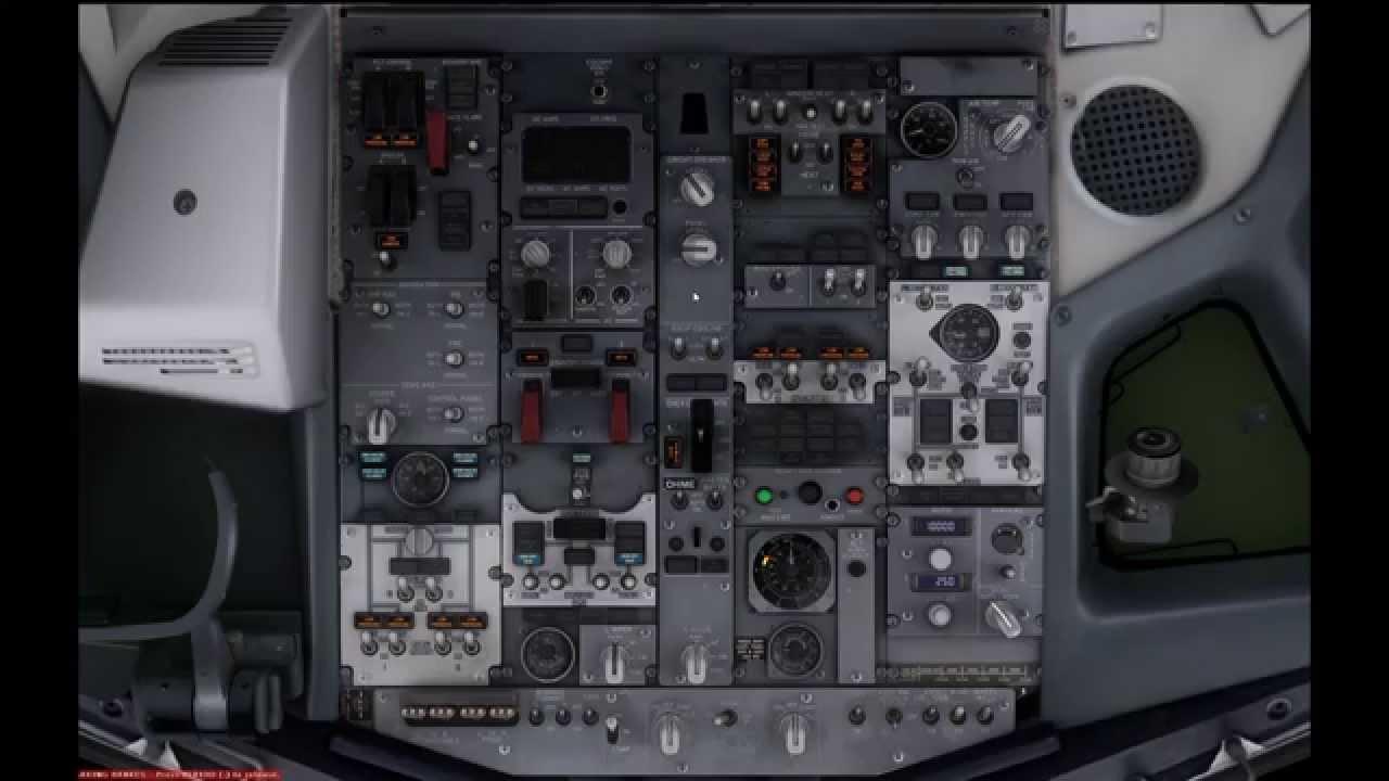 [HD] PMDG 737 NGX | Full Cold & Dark to start Tutorial