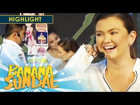 Banana Sundae: Angelica's birthday surprise