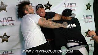 vip tv stitches vs supreme da rezarekta official boxing press conference