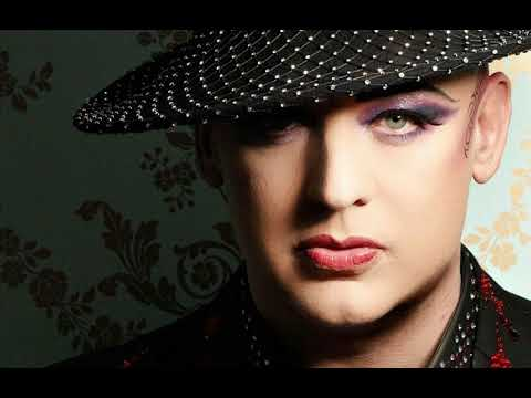 Boy George's Desert Island Discs-Talks about family, religion, Aids& more - Radio Broadcast 22/01/89