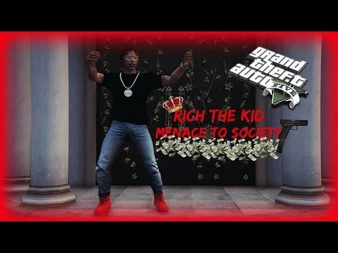 GTA5: Rich The Kid -