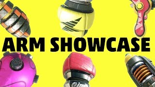 Arms - Weapon Showcase Trailer
