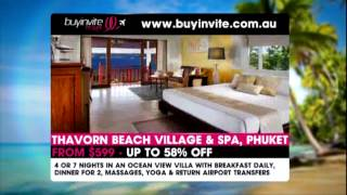 Buyinvite: Thavorn Beach Village & Spa, Phuket Thumbnail