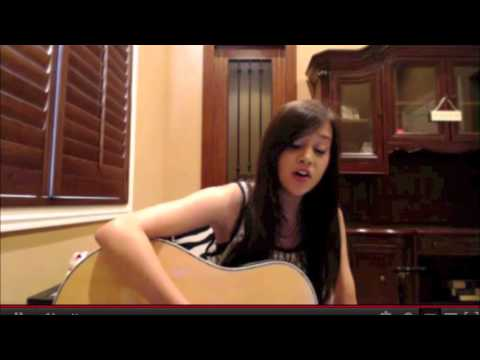 Megan Nicole is singing Price Tag on LIVE CHAT 7/30/12