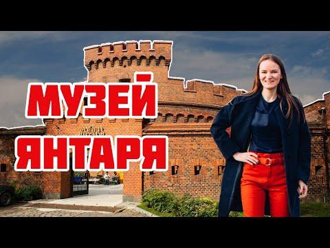 Музей янтаря. Калининград. Где купить янтарь. Музеи калининграда.